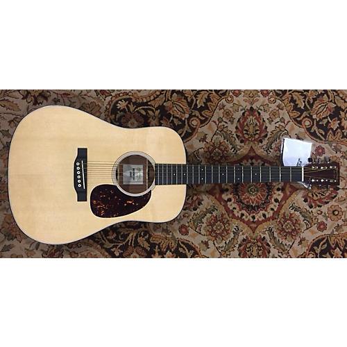 Martin Dreadnaught Junior Acoustic Electric Guitar-thumbnail