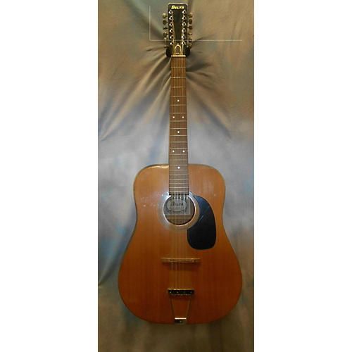 Delta Dreadnought 12 String Acoustic Guitar