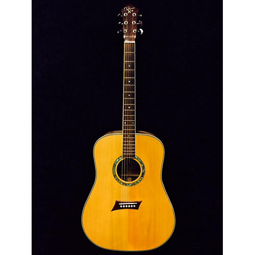 Michael Kelly Dreadnought Acoustic Electric Guitar-thumbnail