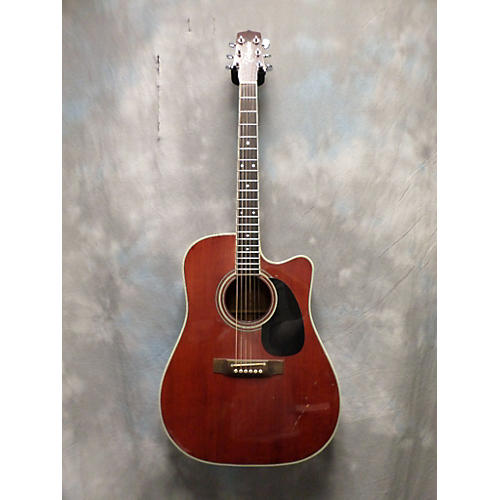 Takamine Dreadnought Acoustic Electric Guitar-thumbnail