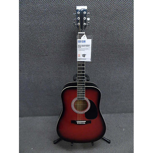 used esteban dreadnought acoustic guitar guitar center. Black Bedroom Furniture Sets. Home Design Ideas