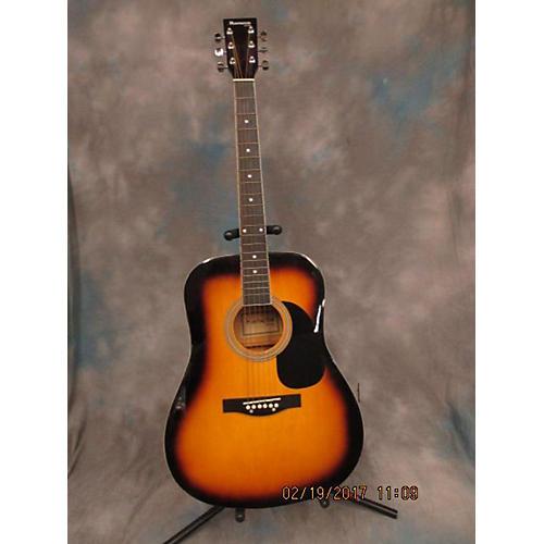 Huntington Dreadnought Acoustic Guitar