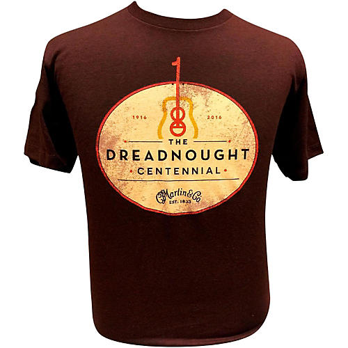 Martin Dreadnought Centennial T-Shirt