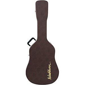 Washburn Dreadnought Deluxe Acoustic Guitar Case by Washburn
