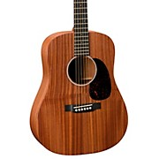Martin Dreadnought Junior 2 Sapele Acoustic-Electric Guitar