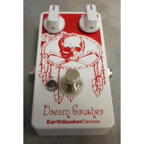 Earthquaker Devices Dream Crusher Fuzz Effect Pedal