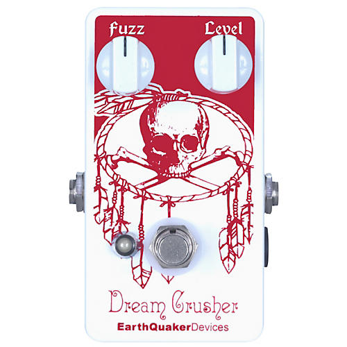 EarthQuaker Devices Dream Crusher Fuzz Guitar Effects Pedal