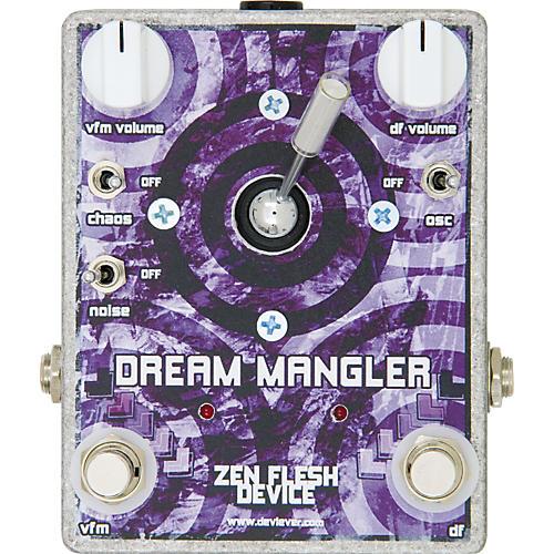 Devi Ever Dream Mangler Fuzz Guitar Effects Pedal-thumbnail