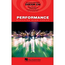 Hal Leonard Dream On Marching Band Level 4 by Aerosmith Arranged by Jay Bocook