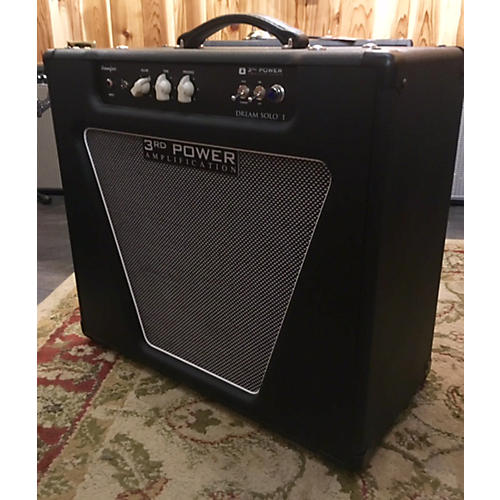 3rd Power Amps Dream SOLO 1 22W 1X12 Tube Guitar Combo Amp-thumbnail
