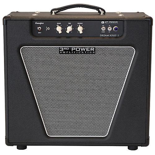 3rd Power Amps Dream Solo 22W 1x12 Tube Guitar Combo Amp-thumbnail