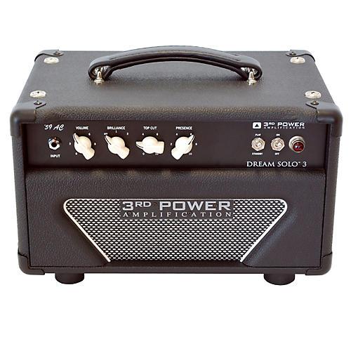 3rd Power Amps Dream Solo 3 22W Tube Guitar Amp Head