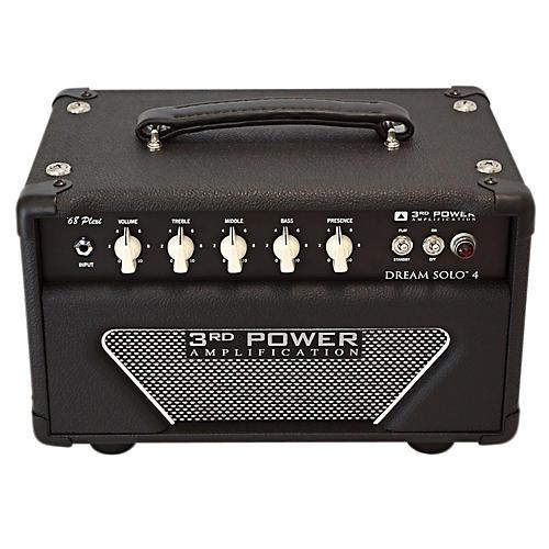 3rd Power Amps Dream Solo 4 22W Tube Guitar Amp Head Black