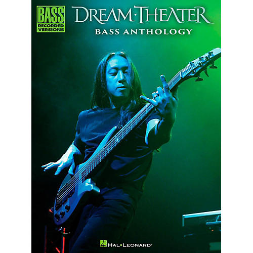 Hal Leonard Dream Theater Bass Anthology-thumbnail
