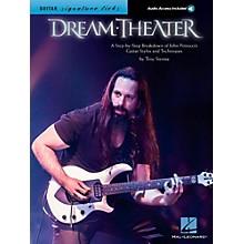 Hal Leonard Dream Theater Guitar Signature Licks - Breakdown of John Petrucci's Styles and Techniques Book/Audio Online