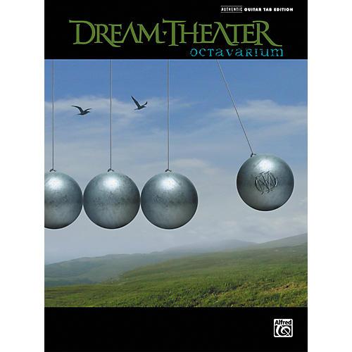 Hal Leonard Dream Theater Octavarium Guitar Tab Songbook-thumbnail