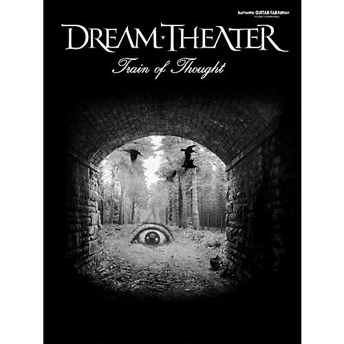 Alfred Dream Theater Train of Thought Guitar Tab Songbook