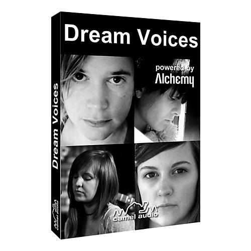 Camel Audio Dream Voices - Alchemy Sound Library Software Download