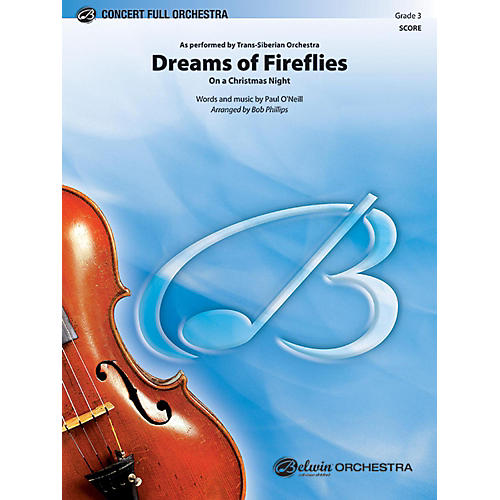 BELWIN Dreams of Fireflies (On a Christmas Night) Grade 3