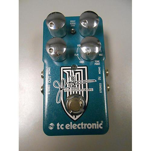 TC Electronic Dreamscape John Petrucci Signature Effect Pedal