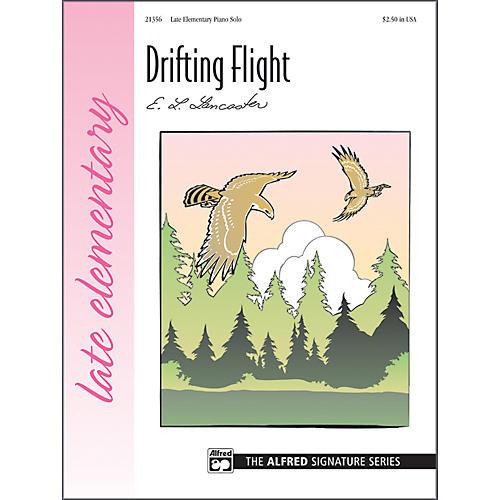 Alfred Drifting Flight Late Elementary Sheet Piano