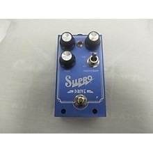 Supro Drive Pedal Effect Pedal