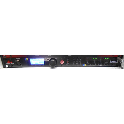 dbx DriveRack PA2 Signal Processor-thumbnail