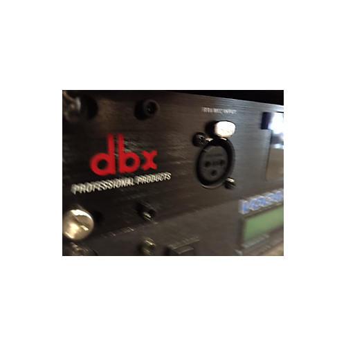 dbx DriveRack PA2 Signal Processor