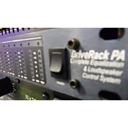 dbx Driverack PA Crossover
