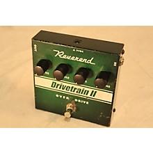 Reverend Drivetrain II Effect Pedal