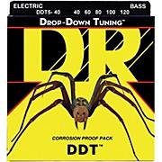Drop Down Tuning Lite 5-String Bass Strings (40-120)