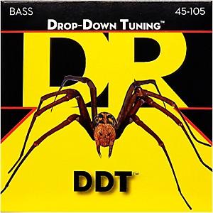 DR Strings Drop-Down Tuning Medium Bass Strings by DR Strings