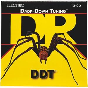 DR Strings Drop-Down Tuning Mega Heavy Guitar Strings by DR Strings