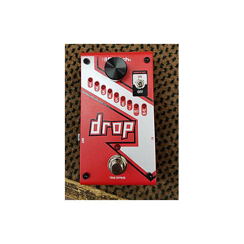 Digitech Drop Effect Pedal