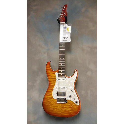 Tom Anderson Drop Top Classic HSS Solid Body Electric Guitar-thumbnail