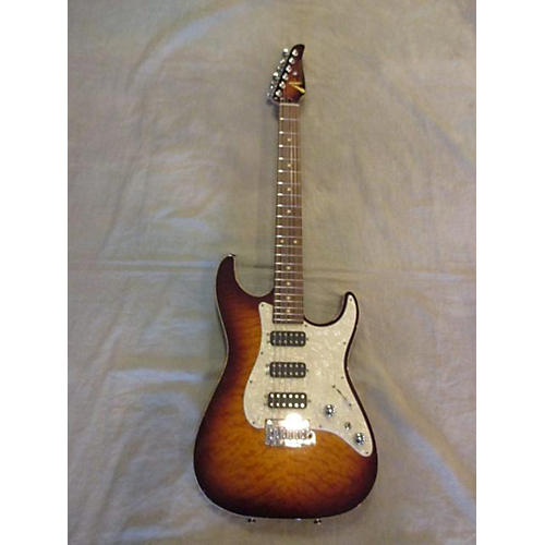 Tom Anderson Drop Top Classic Solid Body Electric Guitar-thumbnail