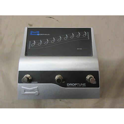 Morpheus Drop Tune Effect Pedal