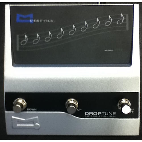 Morpheus Drop Tune Effect Pedal