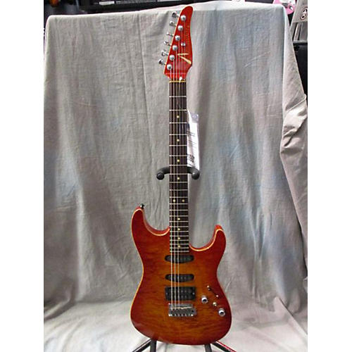 Tom Anderson Droptop Solid Body Electric Guitar-thumbnail