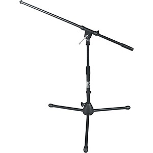 On-Stage Stands Drum / Amp Tripod Microphone Stand with Boom