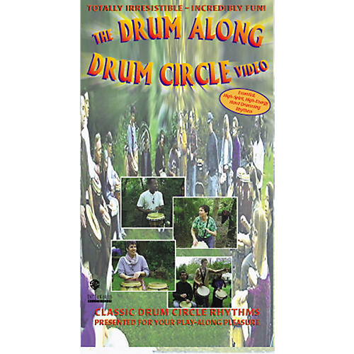 Alfred Drum Along Drum Circle Video