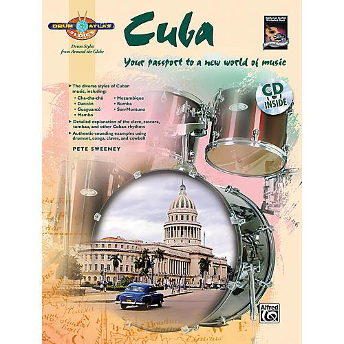 Alfred Drum Atlas: Cuba (Book/CD)