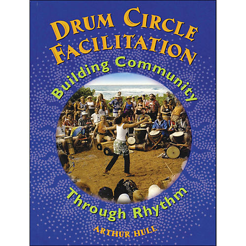 Hal Leonard Drum Circle Facilitation Book - Building Community Through Rhythm-thumbnail