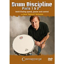 "Centerstream Publishing Drum Discipline, Parts 1 & 2 Percussion Series DVD Written by Dave ""Bedrock"" Bedrosian"