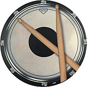 Drum Practice Mouse Pad