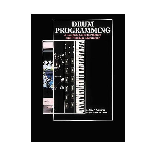 Hal Leonard Drum Programming Book