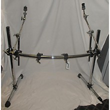 Gibraltar Drum Rack W/ 4 Clamps, 2 Booms Drum Rack
