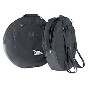Humes and Berg Drum Seeker Cymbal Bag with Dividers
