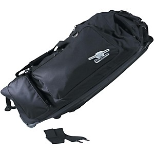 Humes and Berg Drum Seeker Tilt-N-Pull Companion Bag by Humes Berg