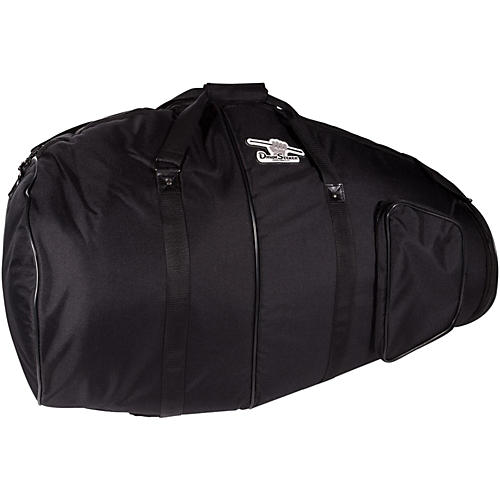 Humes & Berg Drum Seeker Tumba Bag Black 31x17.5